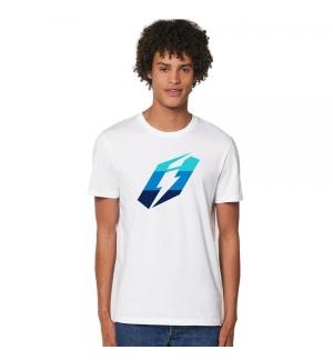 Tshirt Jitsie Icon Blanc