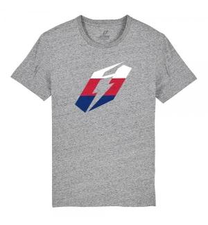 Tshirt Jitsie Icon Grey