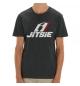 Tshirt Jitsie STACKED Grey