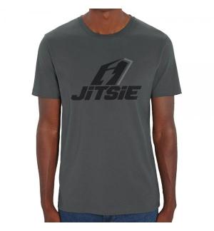 Tshirt Jitsie STACKED Anthracite