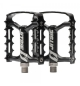 Jitsie race single cage pedals (Ti axle)