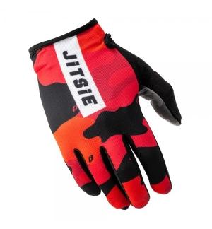 Gloves Jitsie G2 Solid Red-Black