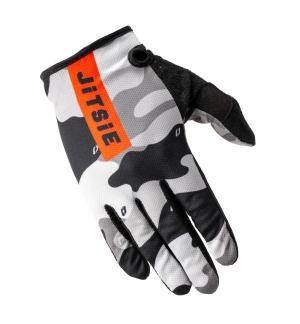 Gloves Jitsie G3 Core Camo Red-Black