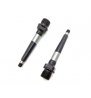 Hashtagg steel pedal axle