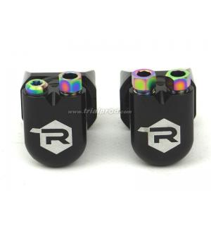 Racing Line slave cylinders Black (pair)